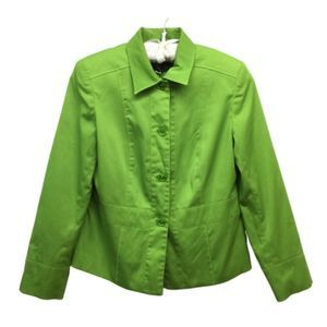 Requirements Lime Green Jacket 10